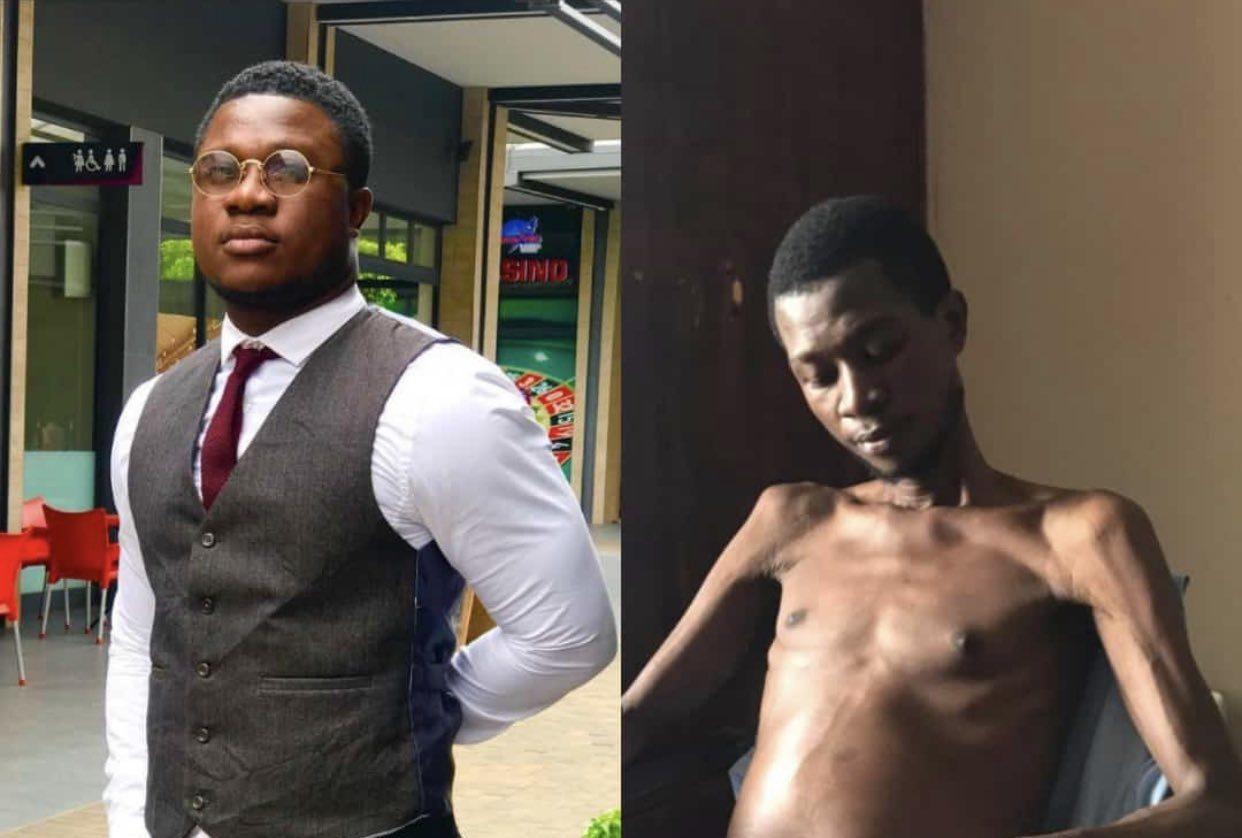 Breaking News: Emmanuel Apraku, CEO Of Penciled Celebrities Is Dead. 1