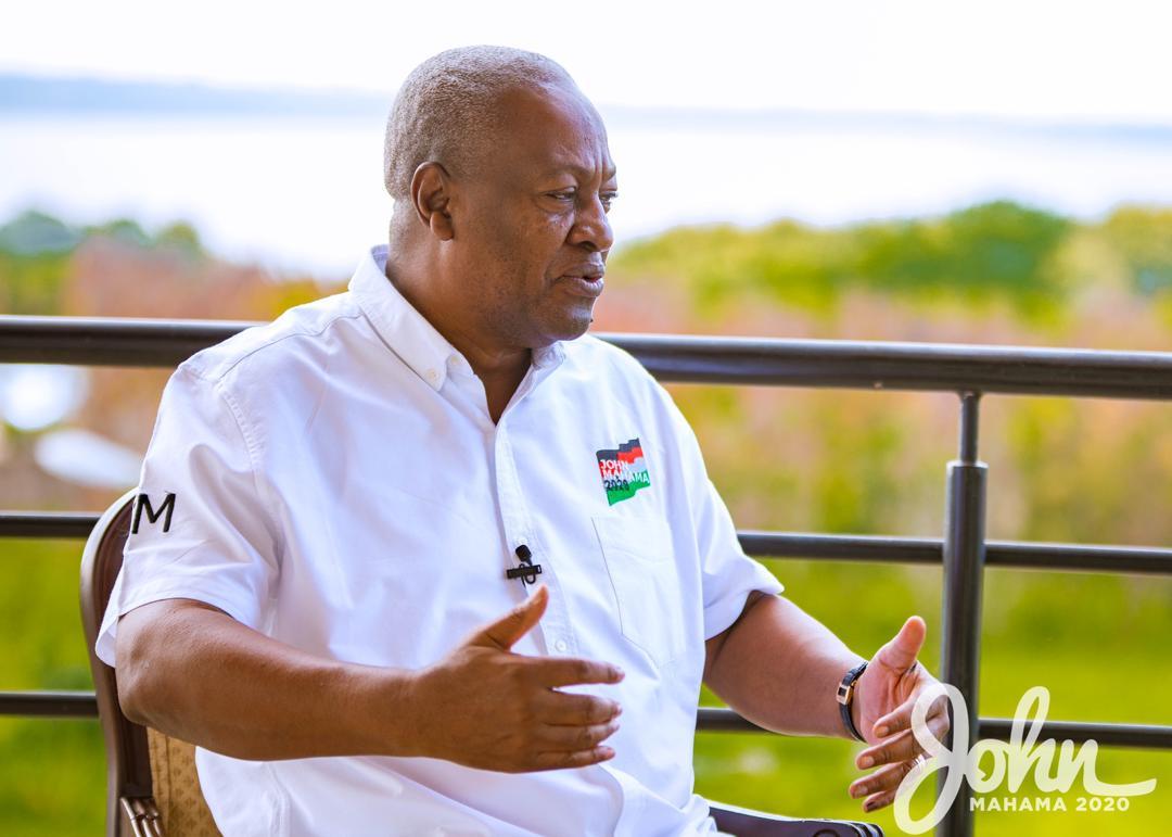 Newly-introduced taxes will worsen plight of Ghanaians – Mahama. 1