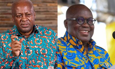Akufo-Addo is not truthful, he sweet-talked Ghanaians into power – Mahama jabs 53