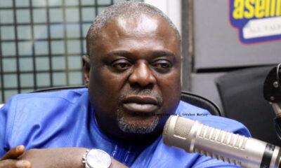 How 'powerful' Koku Anyidoho nearly made Mahama to resign as Vice President. 4