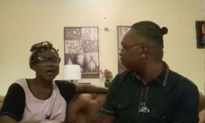 Video: Mzbel and Nana Tornado kiss on live video 51