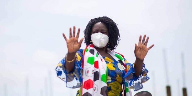 Prof. Naana Opoku Agyemang Wanted At Nkawkaw. 1