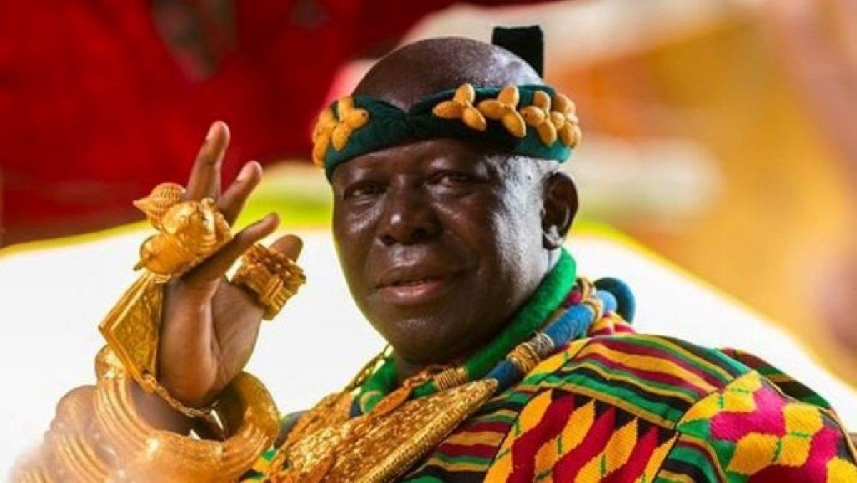 A Vote For CPP Is A Vote For Progress - Otumfuo Osei Tutu II. 1