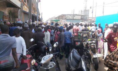 Robbers kill trader in Kumasi; four injured 57