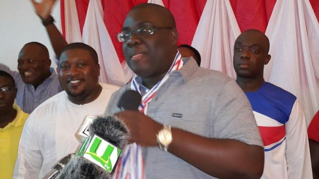 "Video: ""We Won't Be Intimidated On Dec. 7"" - Sammy Awuku. 46"