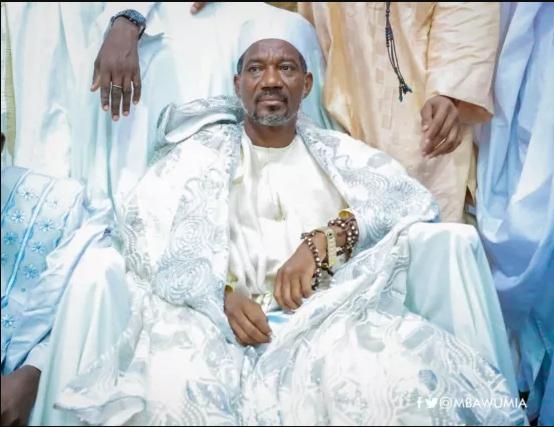 Sheik Abufayed Maikano Declares Support For Akufo Addo. 46