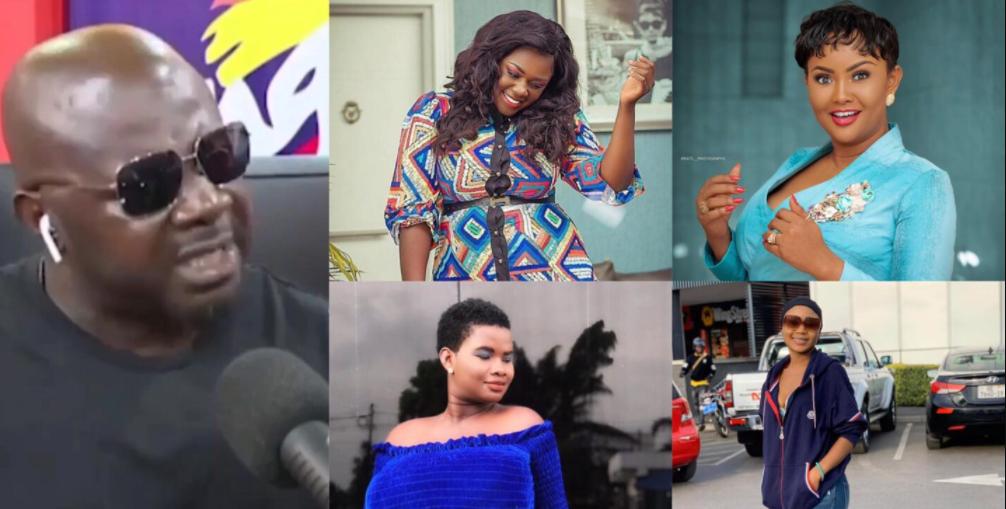 Osebo Zara Man Reveals Why He Can't Date Ladies Like Akuapem Poloo, Tracy Boakye And Pamela Odame - [Watch Video]. 1
