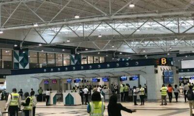 Kotoka Int'l Airport records 92 coronavirus cases 56