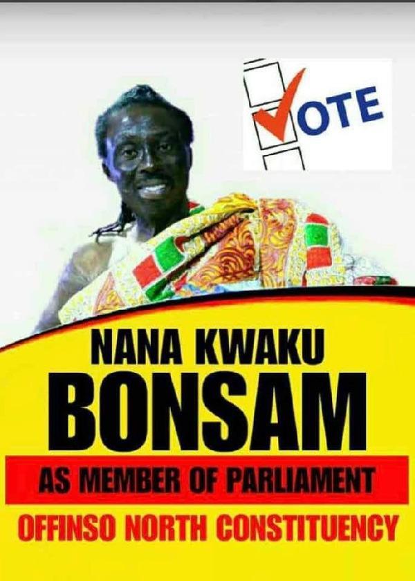 My god's Will Help Me To Become Ghana's First Rastaman In Parliament - Kwaku Bonsam. 1