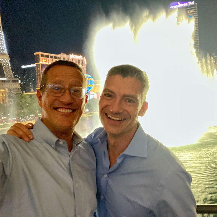 CNN Journalist Richard Quest Marries Longtime Male Partner 5