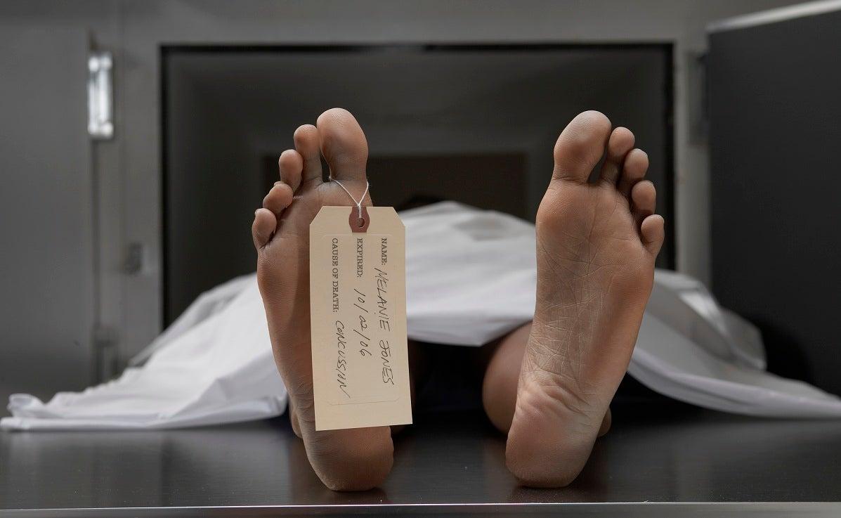 Herdsman found dead at Guaman in Jasikan. 46