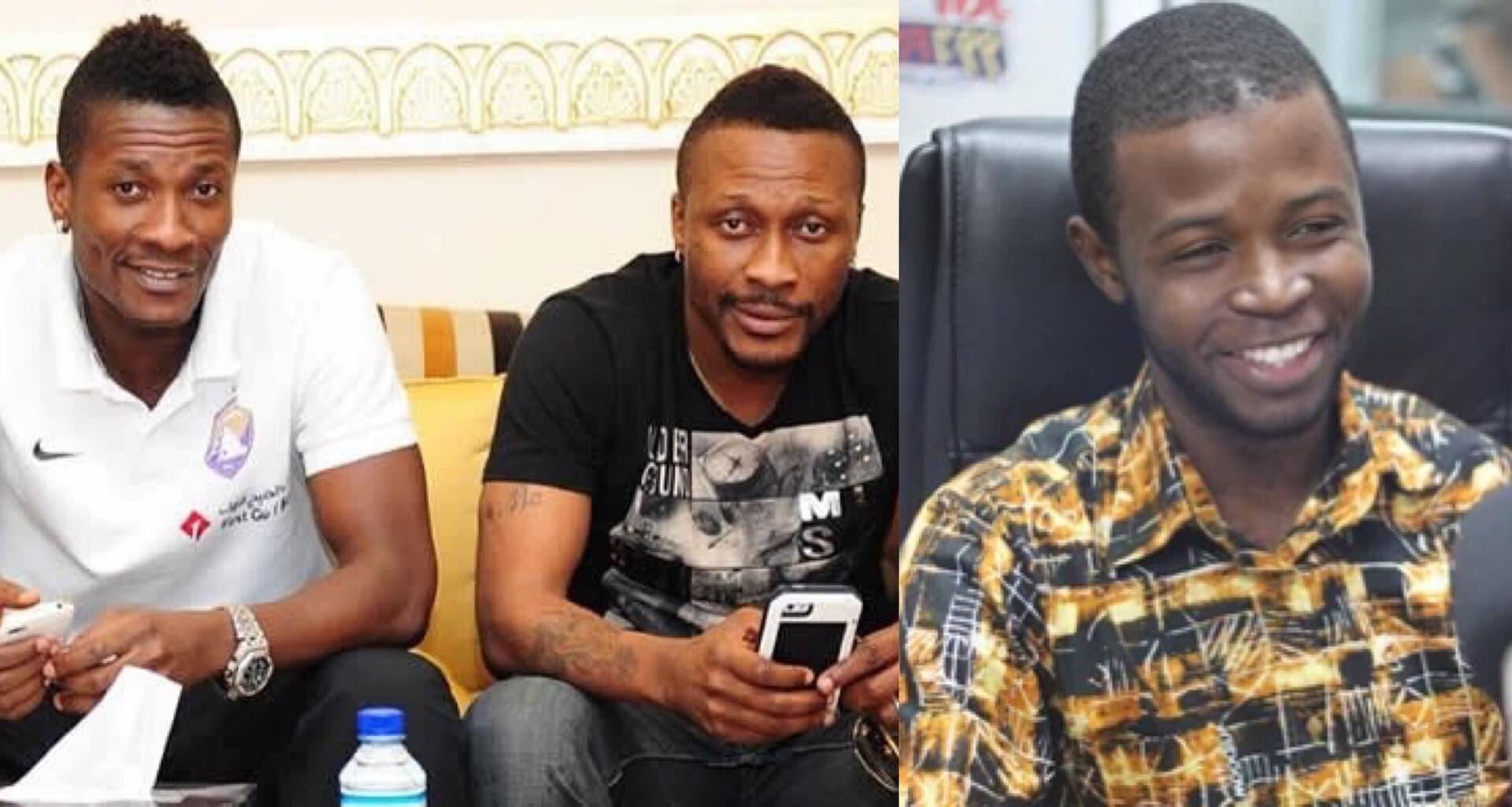 """Asamoah Gyan And Brother Have Traumatized Me"", Godwin Martey. 1"