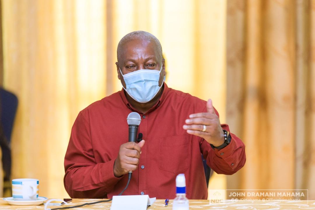Ken Ofori-Atta must be suspended over Agyapa Royalties Deal--Mahama 3