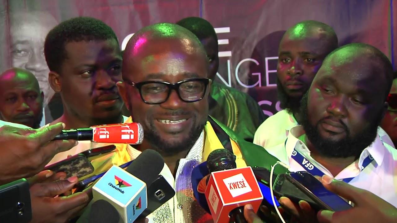 I Will Revive Ghana Football - Kurt Okraku. 46