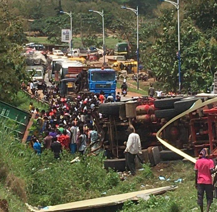 Three killed, 19 hospitalised in separate road crashes at Akomadan 3
