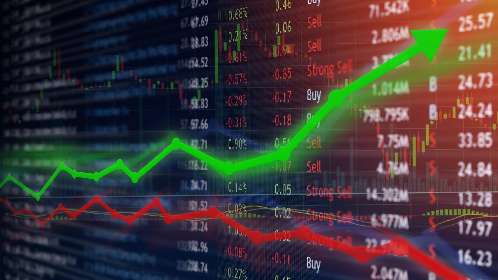 Global Markets Depreciate Drastically Following Trump's Positive Test For Covid. 1