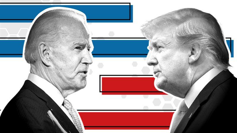 US Election 2020: Who Is Ahead - Trump Or Biden? 5