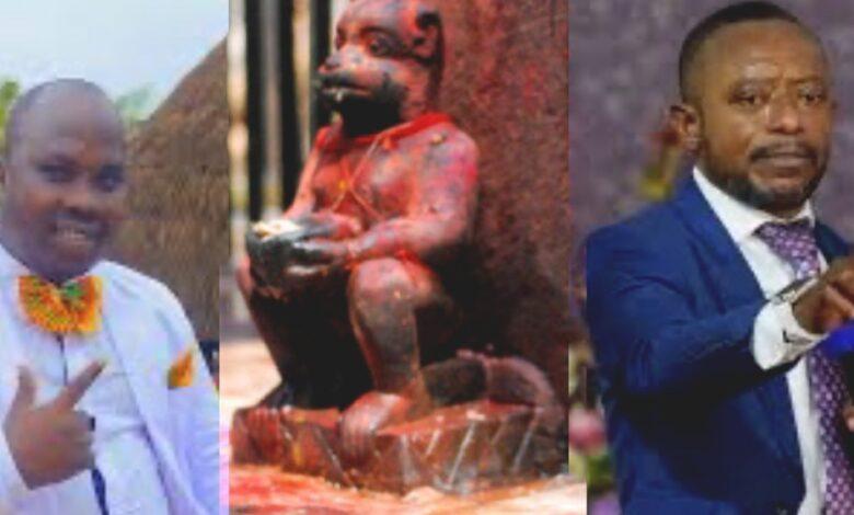 Oheneba Boamah exposes Rev. Owusu Bempah - [watch video]. 46