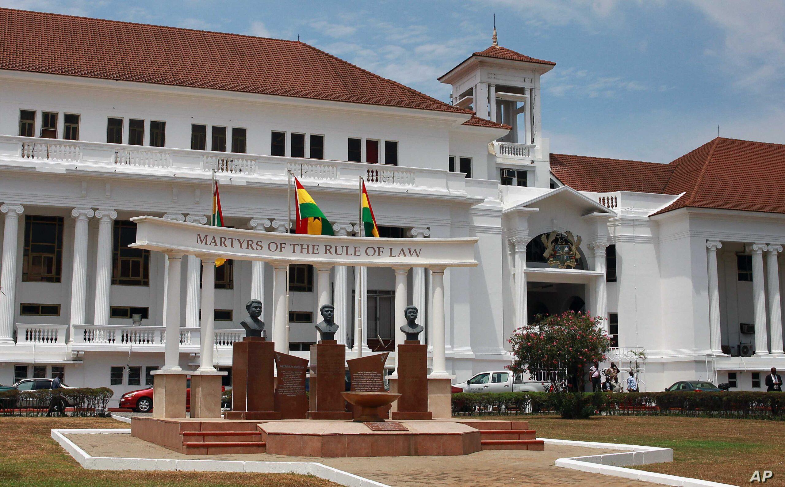 Supreme Court dismisses Yaw Boakye review application. 46