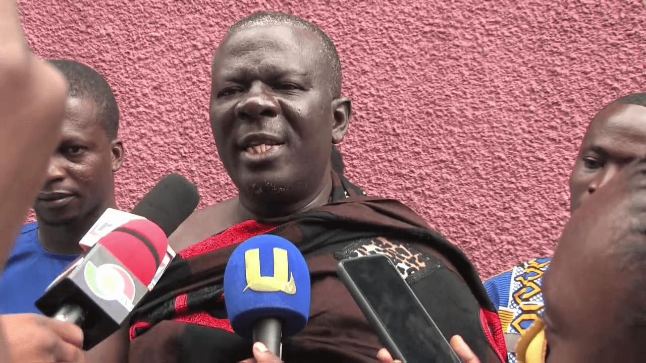 Court Dismisses UFP's Gyataba Case Against EC. 1
