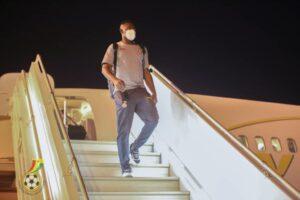 Black Stars arrives in Khartoum for Sudan clash on Tuesday (PHOTOS) 57
