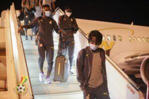 Black Stars arrives in Khartoum for Sudan clash on Tuesday (PHOTOS) 55