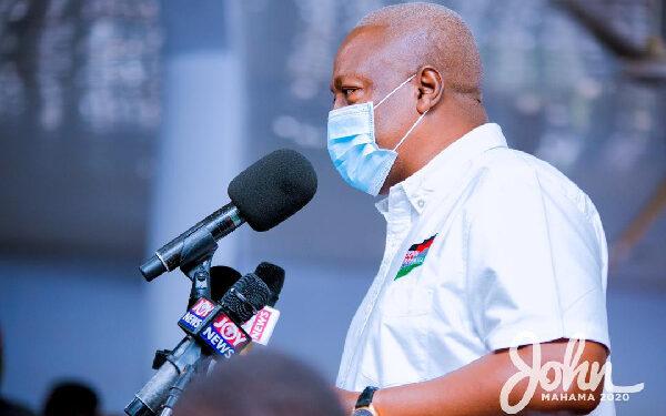 Rawlings' uprising represents a landmark in Ghana's existence – Mahama. 45