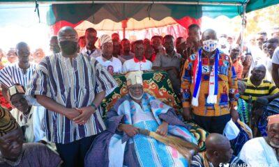 Dagbon will never forget Nana Akufo-Addo and Bawumia for the peace we are enjoying - Mahama 53