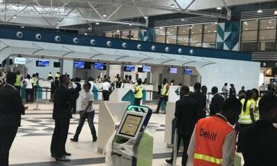 Kotoka Airport: Free mandatory coronvirus test for 5-12 years begins today 46