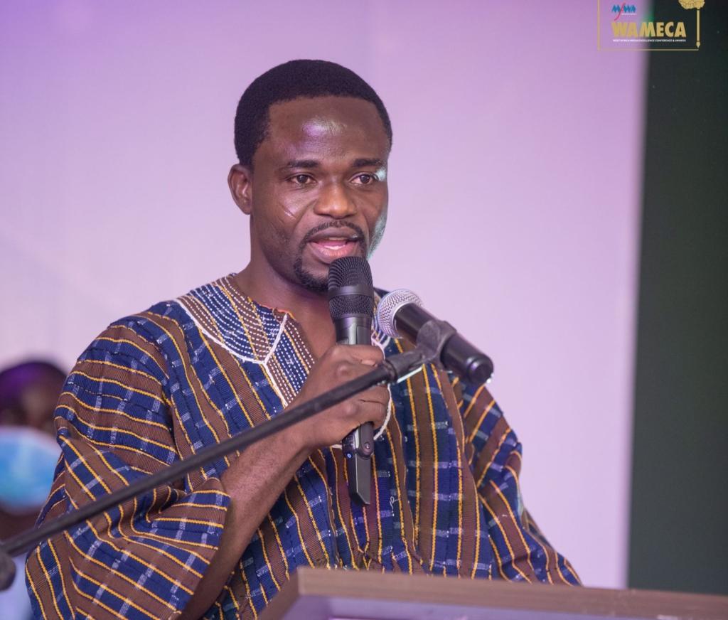 Manasseh Azure pulls down 'distasteful' post about Akufo-Addo. 46