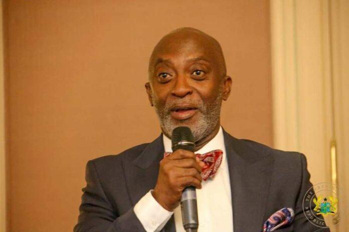 Akufo-Addo has set Ghana on a transformational path – Yofi Grant 46