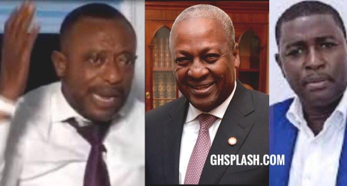 I will attack Mahama spiritually anytime Mugabe and Kevin Taylor insult me – Rev. Owusu Bempah [watch video]. 46