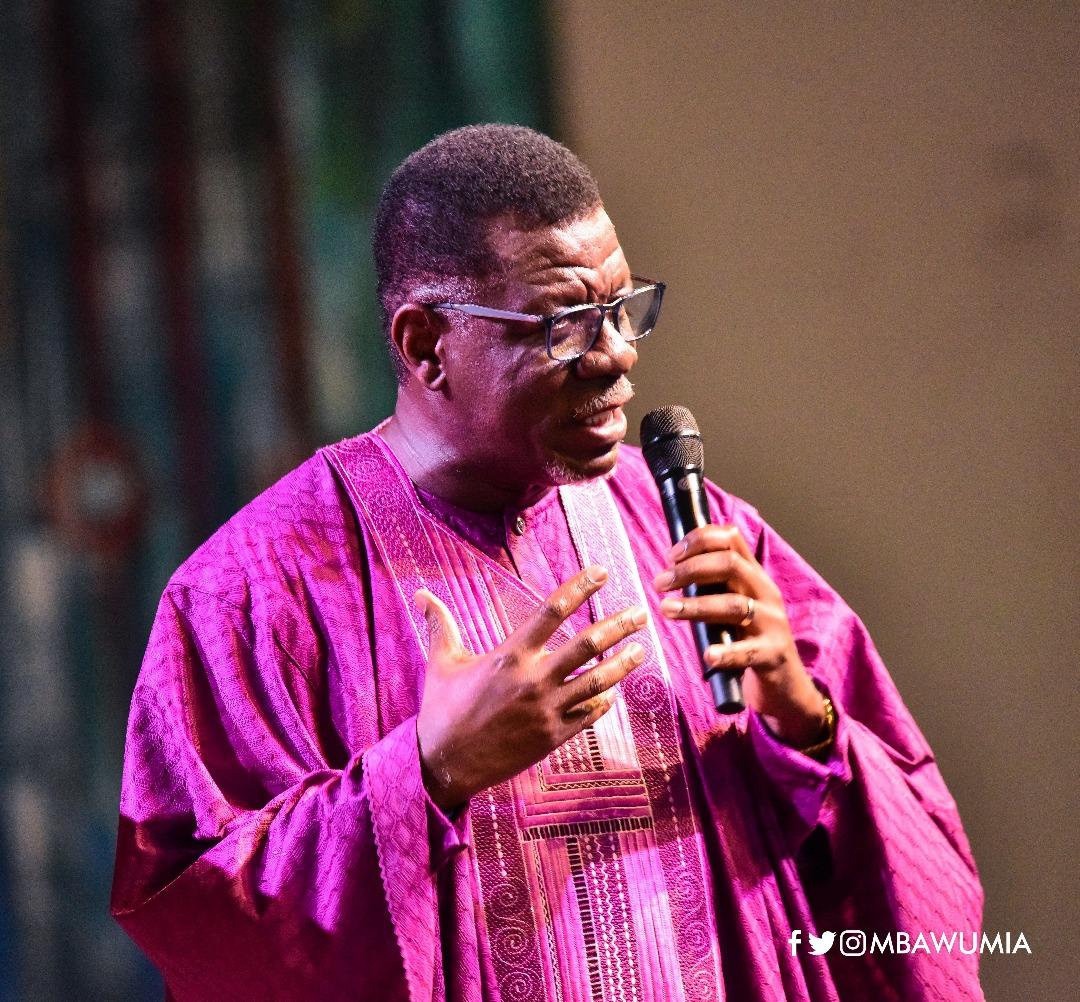 God Never Chose Akufo Addo As Ghana's President - Pastor Mensa Otabil Makes Shocking Revelation. 46