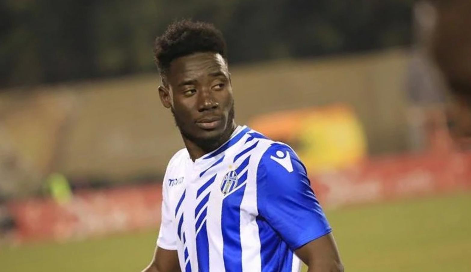 Ghana's Midfielder, Winful Cobbinah Jailed In Albania. 1