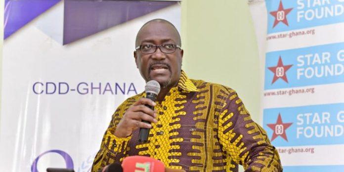 It's sad no good returns in corruption fight in Ghana – Professor Kwesi Prempeh laments 46