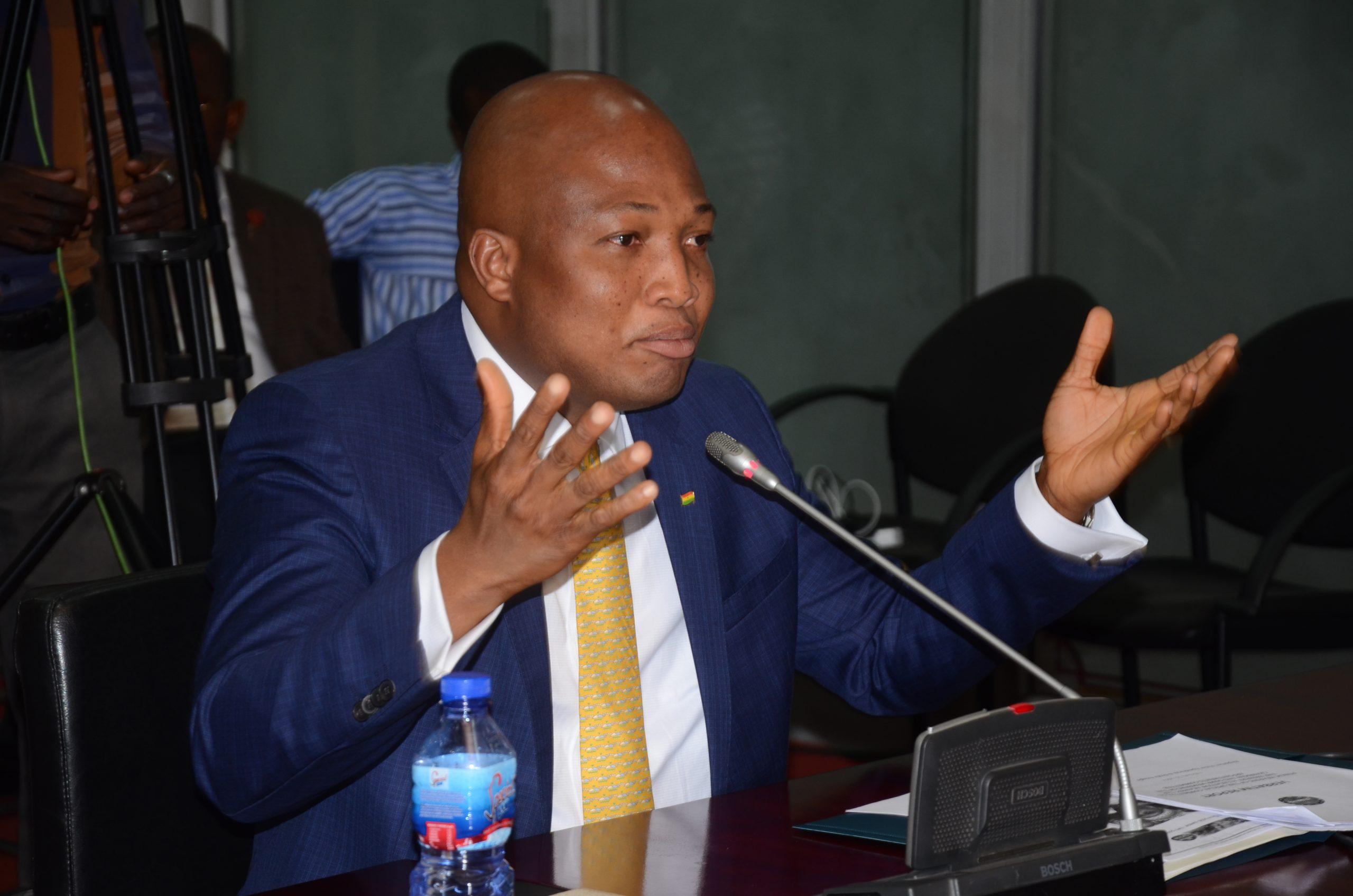 Creating Oti Region Is Not An Achievement To Boast Of - Okudzeto Ablakwa Jabs NPP. 1
