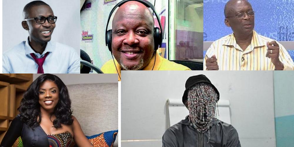 10 Most Respected Ghanaian Journalists - [Watch Video]. 1