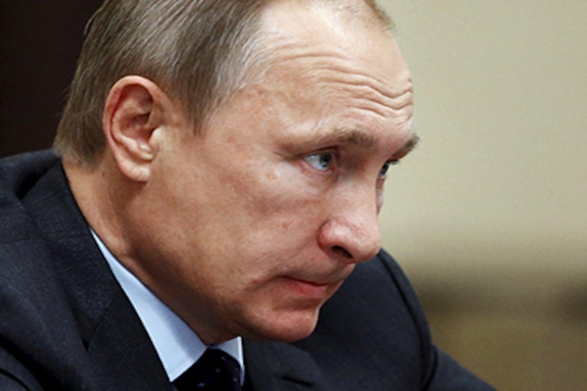 Why Vladmir Putin Hasn't Congratulated Biden Yet. 1