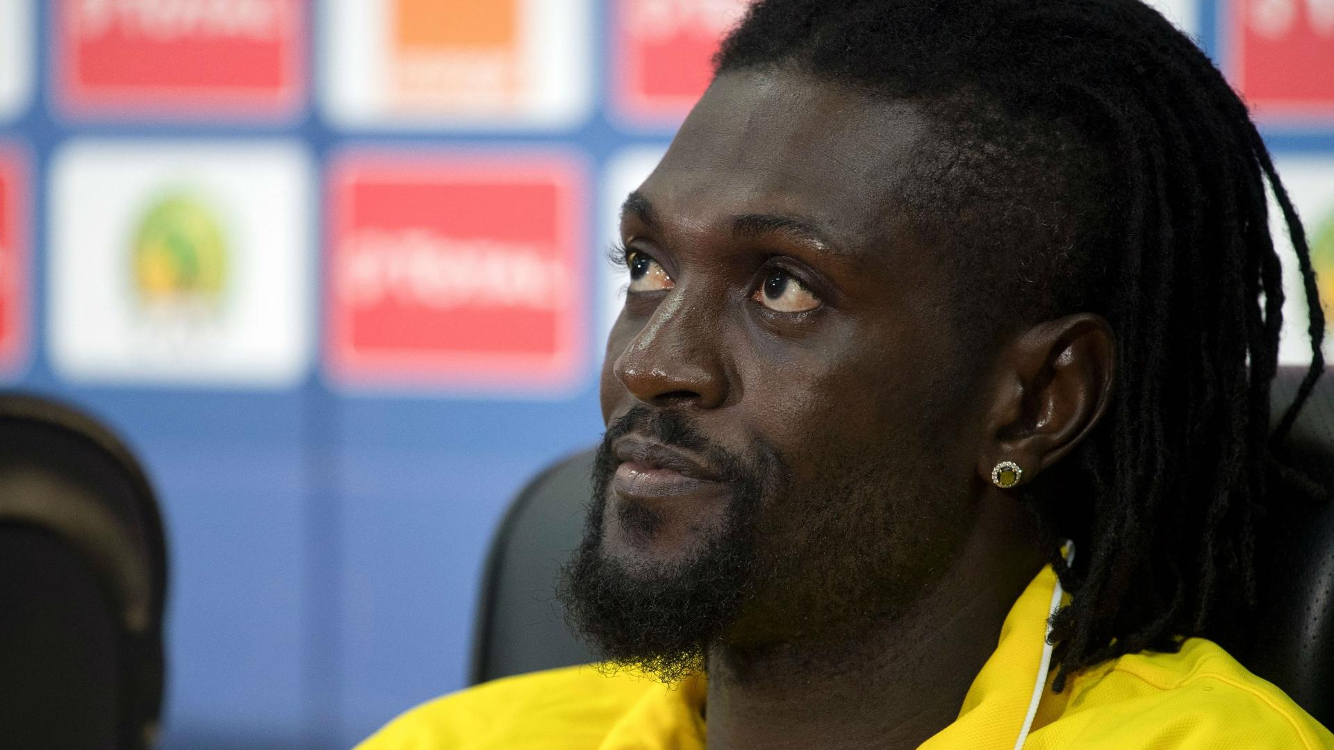 Adebayor Hints On His Move To Asante Kotoko. 46