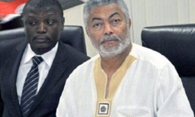 Covid-19 is not responsible for Rawlings's death - Kofi Adams 57