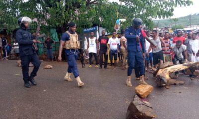 Police derange anti-Akufo-Addo press conference at Akyem Anyinasin 57