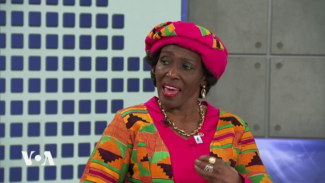 Nana Konadu Agyemang Missing At NDC Vigil For Jerry Rawlings. 46