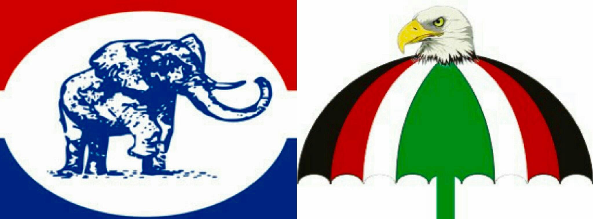 NPP, NDC fight over development in Afram Plains. 46