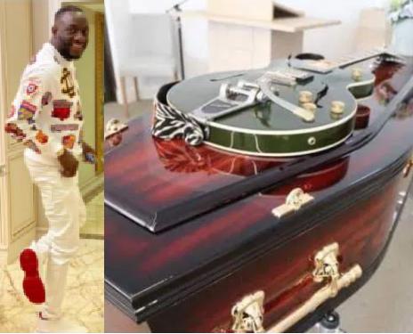 Shocking! Socialite Ginimbi bought casket a week before his death. 1