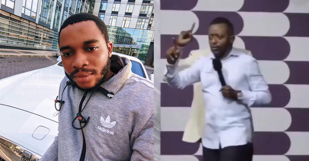 It's Getting Bigger! Twene Jonas Replies Rev. Owusu Bempah With Heavy Insults - [Watch Video]. 46