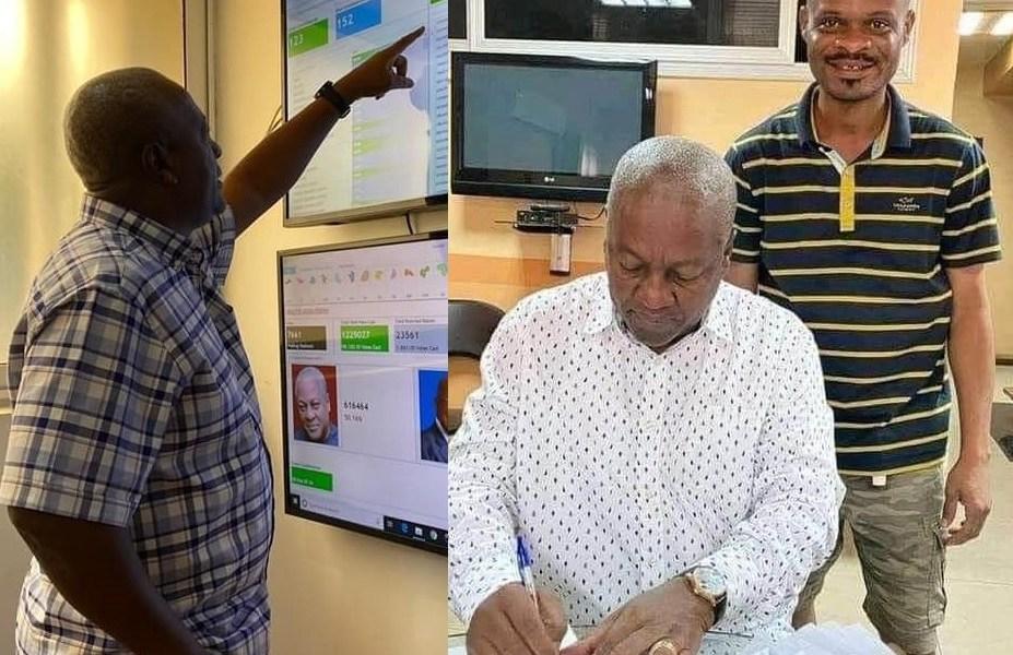 Dr. Aheto deserves Nobel Prize in 'Phantom Statistics 1
