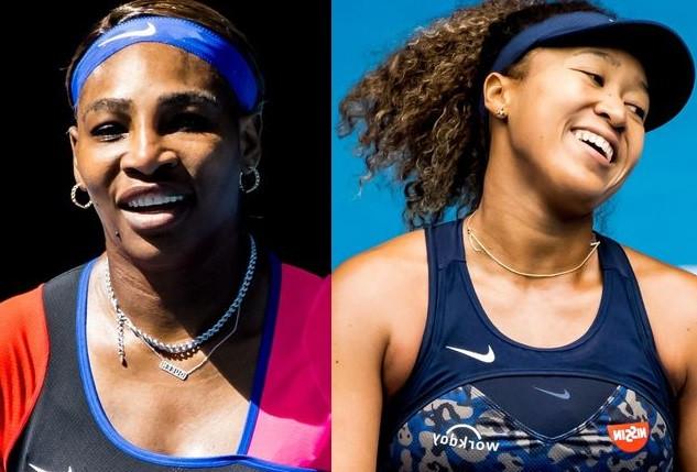 Australian Open 2021 : Serena Williams sets up semi-final showdown with Naomi Osaka after beating Simona Halep. 1