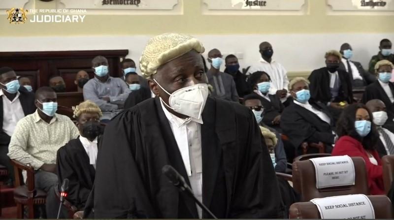 Tsatsu 'sweet talks' Supreme Court with bible verse 1