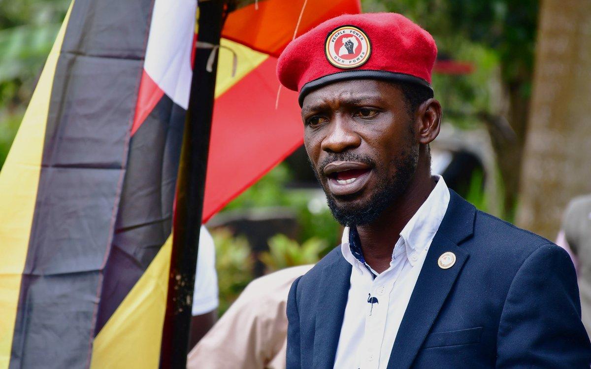 Ugandan opposition leader Bobi Wine announces withdrawal of election challenge. 1