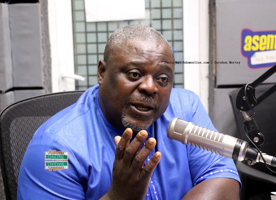 When did 'small boy' Sammy Gyamfi join NDC? – Koku Anyidoho. 46